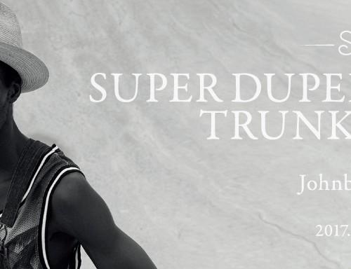 【SUPERDUPER HATS】TRUNK SHOW<br/>マッテオ・ジョリ来店、カスタムオーダー会開催!