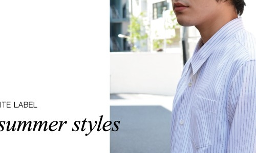Johnbull WHITE LABEL<br/>early summer styles