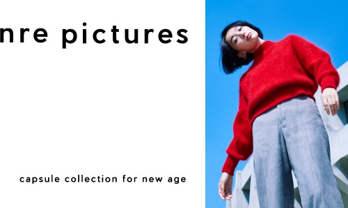 genre pictures<br/>&#8211; capsule collection for new age &#8211;