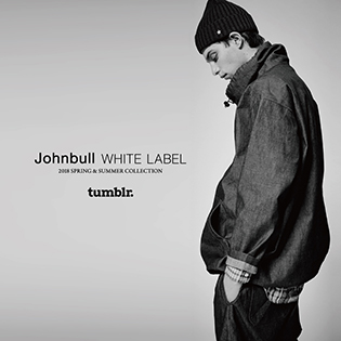 Johnbull WHITE LABEL<br>2018 SPRING &#038; SUMMER LOOKBOOK on tumblr.