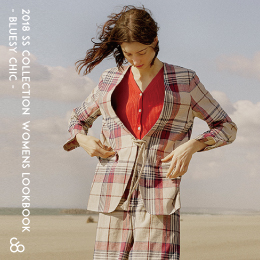 Johnbull Private labo 2018 SPRING AND SUMMER COLLECTION <br> &#8211; WOMENS LOOKBOOK &#8211;