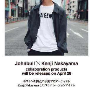Johnbull × Kenji Nakayama