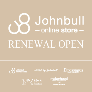 Johnbull online store RENEWAL OPEN