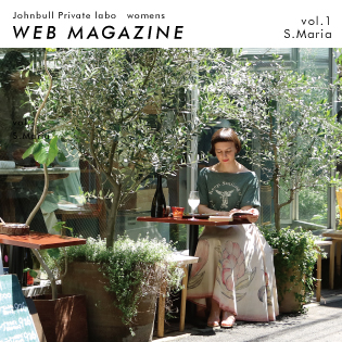 Johnbull Private labo womens<br> WEB MAGAZINE vol.1