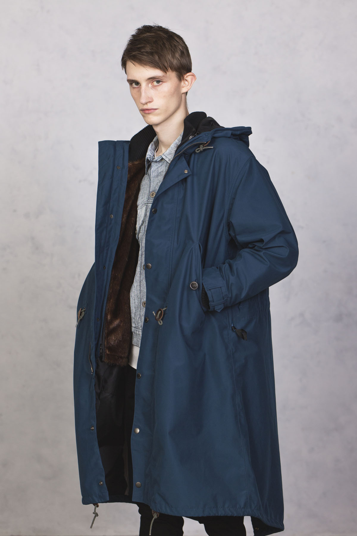 【MEN】JOHNBULL WINTER October 2018 アイテム