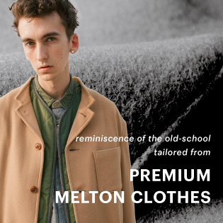 PREMIUM MELTON CLOTHES