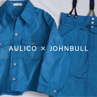 AULICO×JOHNBULL