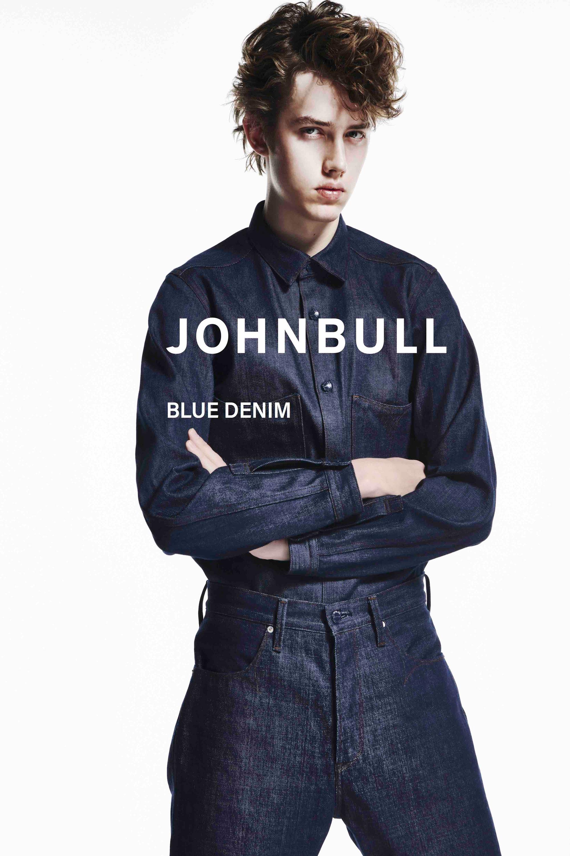 【MEN】JOHNBULL ICONIC アイテム