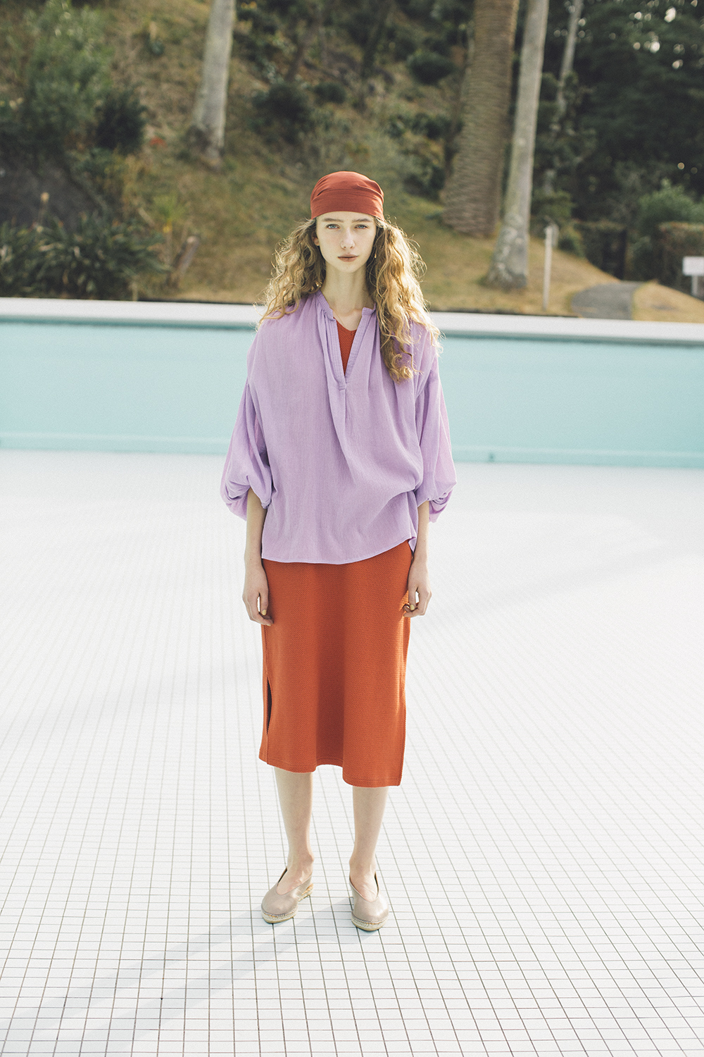【WOMEN'S 2019 SS】- Glaring Color – LOOK アイテム