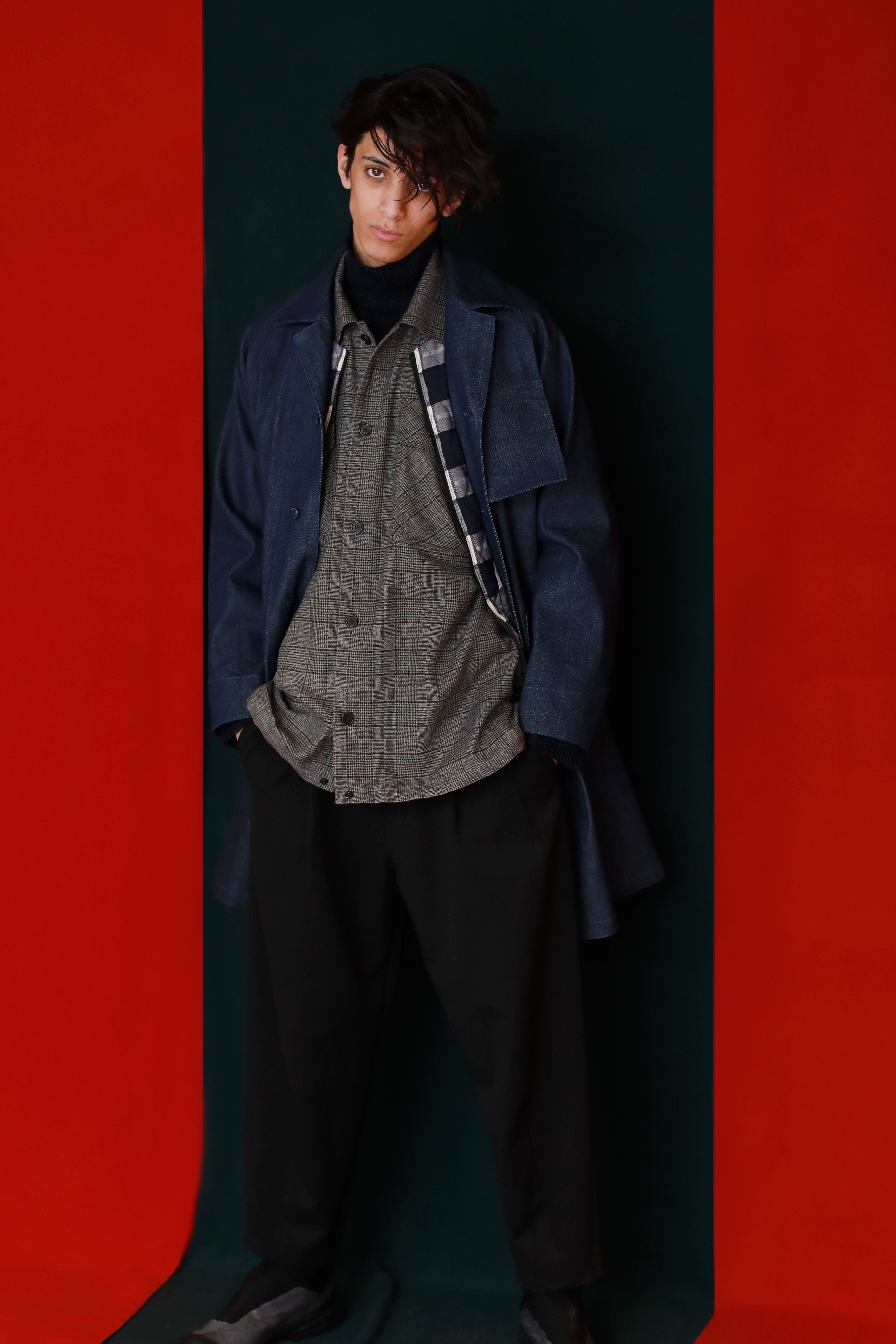 【MEN】JOHNBULL FALL WINTER 2019 COLLECTION アイテム