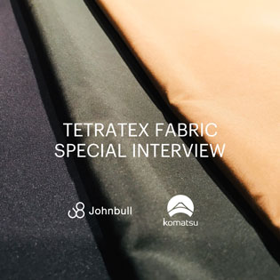 TETRATEX FABRIC SPECIAL INTERVIEW