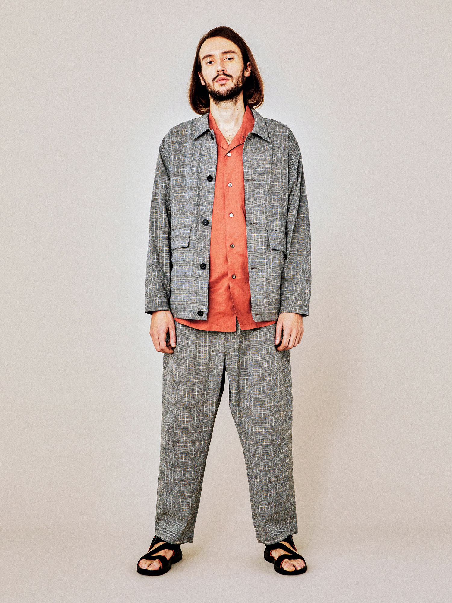 【MEN'S 2020 SS】JOHNBULL LOOK BOOK アイテム