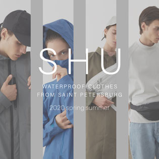 【SHU】2020 spring summer collection