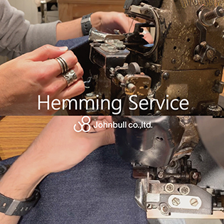JOHNBULL Hemming Service -裾上げサービス-