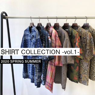 JOHNBULL SHIRT COLLECTION -vol.1-