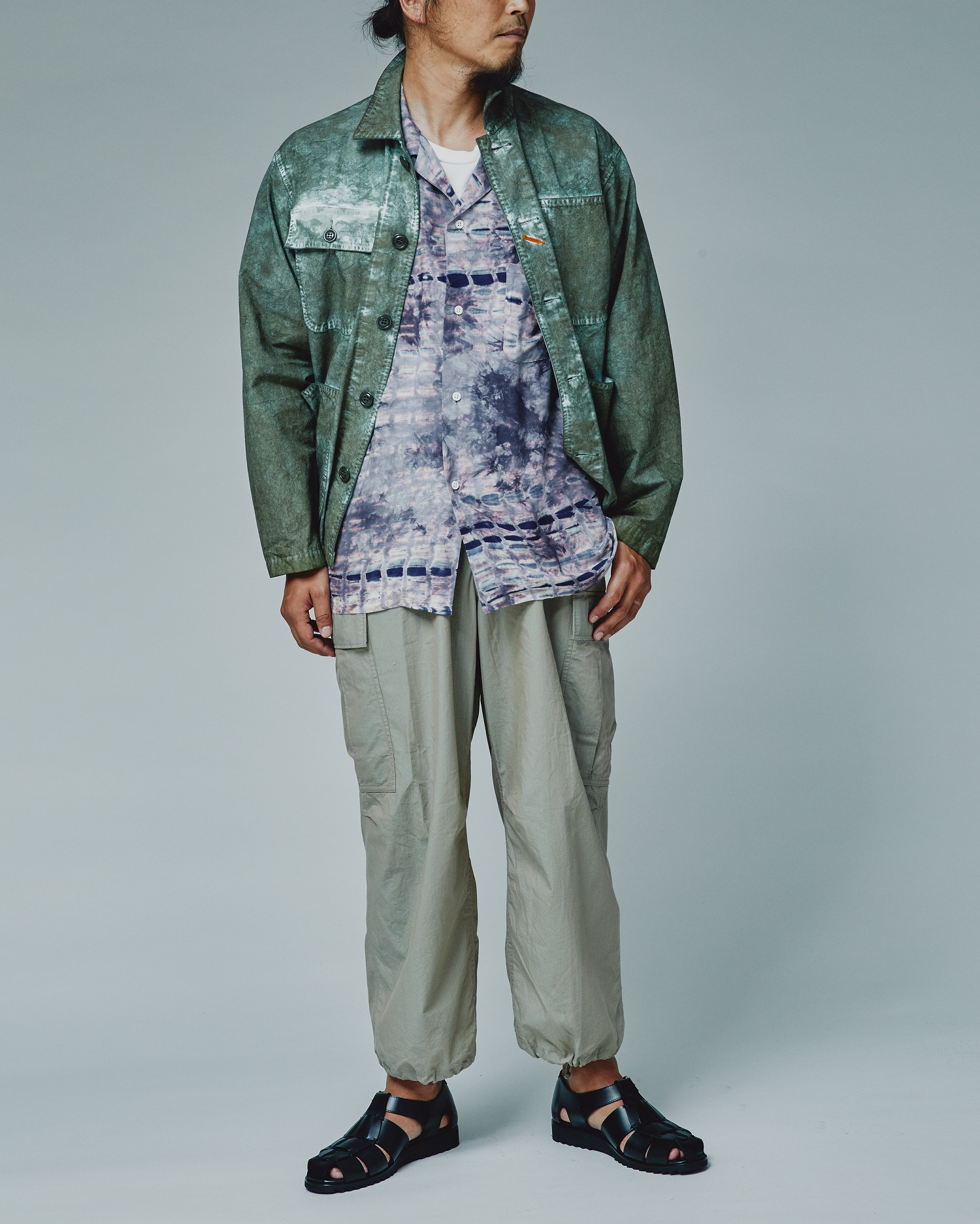 【MEN'S 2021 SPRING】JOHNBULL LOOK アイテム