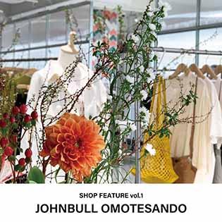 JOHNBULL OMOTESANDO