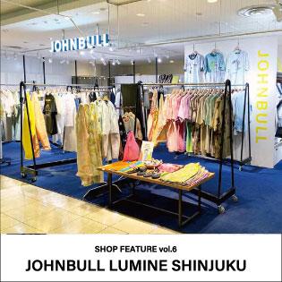 JOHNBULL LUMINE SHINJUKU