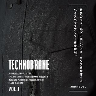 TECHNOBRANE VOL.1